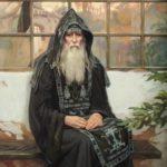 Дедушка и Монах