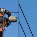Опасность вибрации для ЛЭП и использование многочастотных гасителей