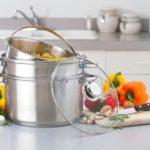 Посуда из нержавеющей стали: плюсы и минусы