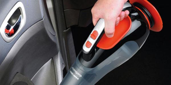 Как выбрать автомобильный пылесос?