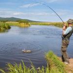 Как выбрать места для рыбалки?