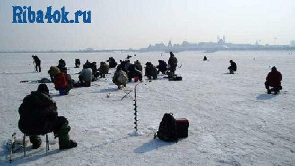 Зимняя рыбалка - особенности зимней рыбалки